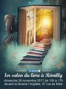 Salon du livre de Rémilly 57580 Rémilly du 26-11-2017 à 10:00 au 26-11-2017 à 17:00