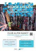 Bourse aux Skis à Nancy 54000 Nancy du 15-11-2017 à 17:00 au 19-11-2017 à 16:00