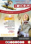 Concours Ecrire à Saint Nicolas  54210 Saint-Nicolas-de-Port du 20-11-2017 à 07:00 au 06-12-2017 à 23:59