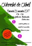 Marché de Noël à Belleville 54940 Belleville du 26-11-2017 à 10:00 au 26-11-2017 à 18:00