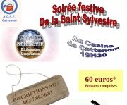 Soirée de la Saint Sylvestre à Cattenom 57570 Cattenom du 31-12-2017 à 19:30 au 01-01-2018 à 04:30