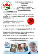 Marche du Gui à Cocheren 57800 Cocheren du 10-12-2017 à 09:00 au 10-12-2017 à 18:00