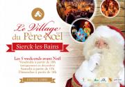 Village de Noël Sierck-les-Bains Marché de Noël  57480 Sierck-les-Bains du 25-11-2017 à 18:00 au 23-12-2017 à 18:00