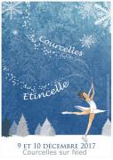 Courcelles Étincelle Noël à Courcelles-sur-Nied 57530 Courcelles-sur-Nied du 09-12-2017 à 14:30 au 10-12-2017 à 18:00