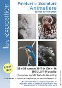 Exposition Animalière et Aviculture à Boulay-Moselle 57220 Boulay-Moselle du 25-11-2017 à 10:00 au 26-11-2017 à 18:00