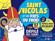 Défilé de Saint-Nicolas à Toul 54200 Toul du 02-12-2017 à 17:00 au 02-12-2017 à 18:00
