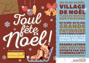 Marché de Noël de Toul 54200 Toul du 15-12-2017 à 14:00 au 10-01-2018 à 20:00
