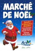 Marché de Noël à Ars-sur-Moselle 57130 Ars-sur-Moselle du 02-12-2017 à 10:00 au 03-12-2017 à 17:00
