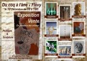 Marché de Noël des Arts à Flévy  57365 Flévy du 10-12-2017 à 10:00 au 10-12-2017 à 19:00