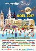 Marchés de Noël à Thionville Animations et Festivités 57100 Thionville du 25-11-2017 à 08:00 au 31-12-2017 à 18:00