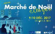 Marché de Noël Humanitaire et Citoyen Verdun 55100 Verdun du 09-12-2017 à 10:00 au 10-12-2017 à 18:00