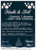 Marché de Noël à Cirey-sur-Vezouze 54480 Cirey-sur-Vezouze du 03-12-2017 à 10:00 au 03-12-2017 à 18:00