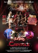 Réveillon Nouvel An Capitole Metz Cabaret 57070 Saint-Julien-lès-Metz du 31-12-2017 à 20:00 au 01-01-2018 à 02:00