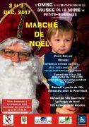 Marché de Noël au Musée les Mineurs Wendel 57540 Petite-Rosselle du 02-12-2017 à 11:00 au 03-12-2017 à 20:00