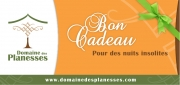 Bon Cadeau Séjour Yourte Vosges Domaine des Planesses  88360 Ferdrupt du 01-11-2018 à 07:00 au 31-01-2019 à 21:59