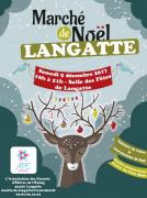 Marché de Noël à Langatte 57400 Langatte du 09-12-2017 à 16:00 au 09-12-2017 à 21:00
