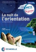 La Nuit de l'Orientation à Metz 57000 Metz du 24-01-2018 à 16:30 au 24-01-2018 à 21:30