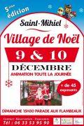 Marché de Noël à Saint-Mihiel 55300 Saint-Mihiel du 09-12-2017 à 09:00 au 10-12-2017 à 18:00