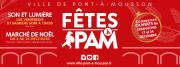 Marché de Noël Patinoire Pont-à-Mousson 54700 Pont-à-Mousson du 02-12-2017 à 08:00 au 24-12-2017 à 16:00