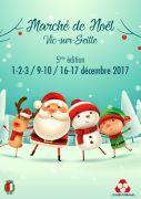 Marché de Noël Vic-sur-Seille 57630 Vic-sur-Seille du 01-12-2017 à 18:00 au 17-12-2017 à 19:00