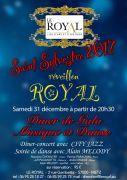 Réveillon Nouvel An Metz Le Royal 57000 Metz du 31-12-2017 à 20:30 au 01-01-2018 à 04:30