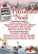 Patinoire de Noël à Saint Avold 57500 Saint-Avold du 09-12-2017 à 09:00 au 02-01-2018 à 18:00