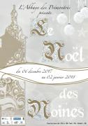 Le Noël des Moines à L'Abbaye des Prémontrés 54700 Pont-à-Mousson du 06-12-2017 à 10:00 au 02-01-2018 à 18:00