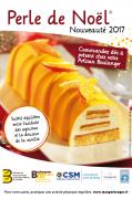 Bûche de Noël Boulangers Pâtissiers de la Moselle Moselle du 06-12-2017 à 06:00 au 31-12-2017 à 18:00