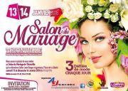 Salon du Mariage à Thionville 57100 Thionville du 13-01-2018 à 11:00 au 14-01-2018 à 17:00