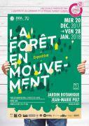 La Forêt en Mouvement à Villers-les-Nancy 54000 Nancy du 19-12-2017 à 09:30 au 28-01-2018 à 17:00
