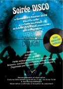 Soirée Disco à Laneuveville-devant-Nancy 54410 Laneuveville-devant-Nancy du 10-02-2018 à 20:30 au 11-02-2018 à 03:00