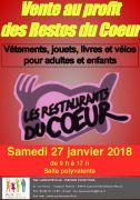 Bourse du Coeur à Laneuveville-Devant-Nancy 54410 Laneuveville-devant-Nancy du 27-01-2018 à 09:00 au 27-01-2018 à 17:00