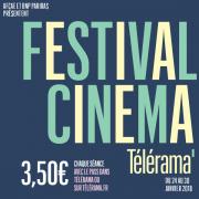 Festival Cinéma Télérama en Lorraine Lorraine Alsace, Meurthe-et-Moselle Vosges Moselle Meuse  du 24-01-2018 à 07:00 au 30-01-2018 à 23:00