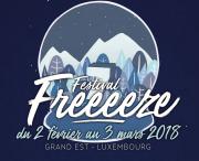 Festival Electro Hip Hop Freeze Lorraine Grand Est Metz, Nancy, Épinal, Thionville, Esch-sur-Alzette du 02-02-2018 à 20:00 au 03-03-2018 à 22:00