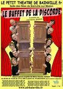 Théâtre Le Buffet de la Discorde à Bainville-sur-Madon 54550 Bainville-sur-Madon du 19-01-2018 à 20:15 au 10-02-2018 à 20:15