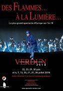 Prévente Spectacle Des Flammes à la Lumière Verdun 55100 Verdun du 02-01-2018 à 08:00 au 01-05-2018 à 21:59