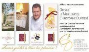 Bons Cadeaux Cours de Cuisine, Repas, Hébergement Citadelle  57000 Metz du 08-01-2018 à 09:00 au 28-02-2019 à 23:00