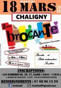 Brocante Les3Chali à Chaligny