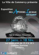 Exposition des Artistes Locaux et Artisanat Commercy