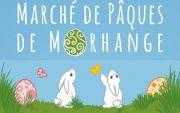 Marché de Pâques à Morhange