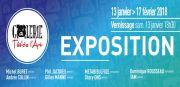Exposition Artistes Galerie Têt'de l'Art Forbach 57600 Forbach du 13-01-2018 à 14:00 au 18-02-2018 à 18:00