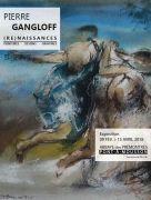 Exposition Pierre Gangloff à L'Abbaye des Prémontrés