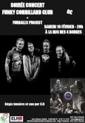 Concert Funky Corbillard à Metz