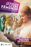 Salon du Livre Féminin à Hagondange 57300 Hagondange du 17-03-2018 à 10:00 au 18-03-2018 à 18:00