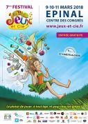 Festival Jeux et Cie à Épinal