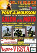 Salon Moto à Pont-à-Mousson 54700 Pont-à-Mousson du 10-03-2018 à 10:00 au 11-03-2018 à 18:00