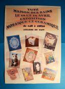 Exposition Mosaïque et Céramique à Yutz 57970 Yutz du 28-04-2018 à 14:00 au 29-04-2018 à 18:30