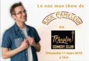 Spectacle Humour et Chansons avec Rick Caméléon à Thionville 57100 Thionville du 11-03-2018 à 16:00 au 11-03-2018 à 17:10