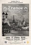 Spectacle Chansons Françaises à Thionville 57100 Thionville du 17-03-2018 à 20:00 au 17-03-2018 à 22:30