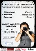 Journée Découverte de la Photographie à Serémange-Erzange